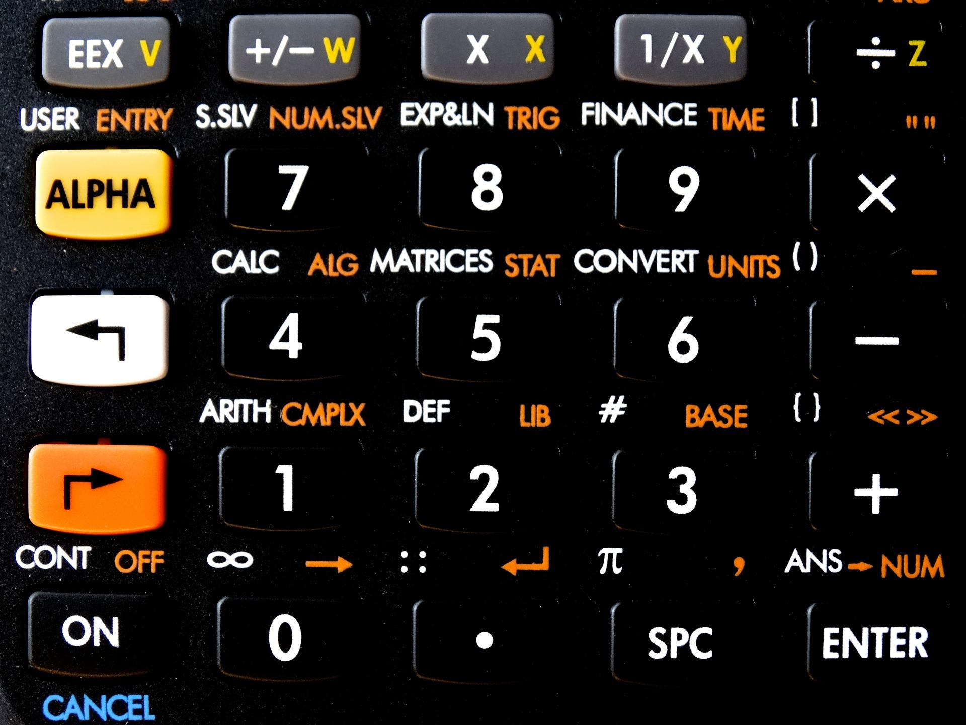 Programmi per risolvere esercizi di matematica
